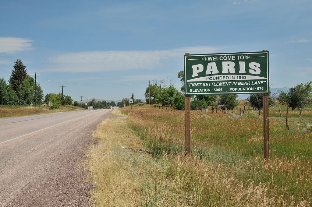Paris Idaho 5