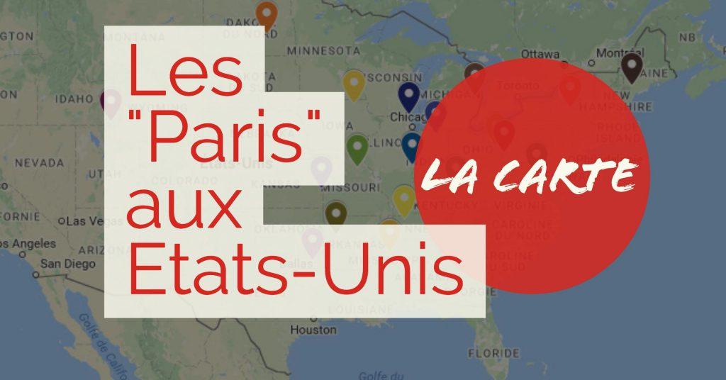 Paris aux etats unis