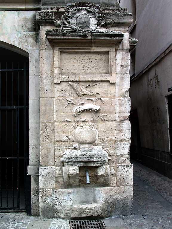 plus belles fontaines de paris maubuee