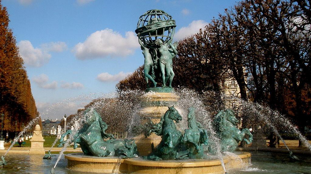 plus belles fontaines de Paris