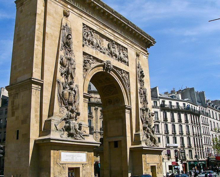 Arcs de Triomphe de Paris