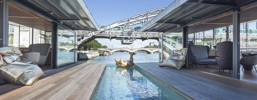 La Seine comme vous ne l'avez JAMAIS vu