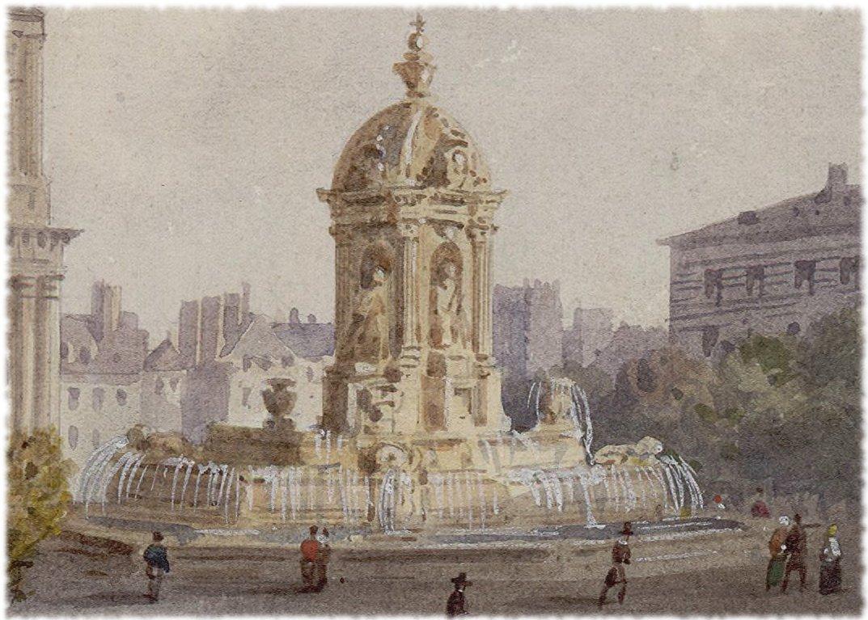 plus belles fontaines de paris saint sulpice