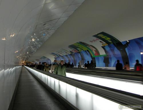 couloir montparnasse