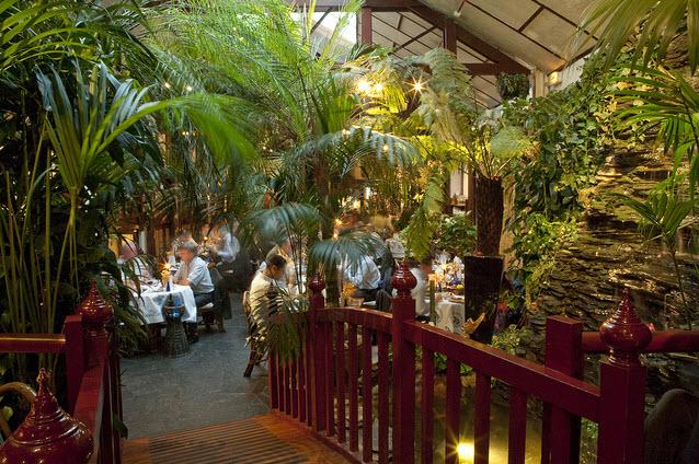 Restaurant En Foret Paris