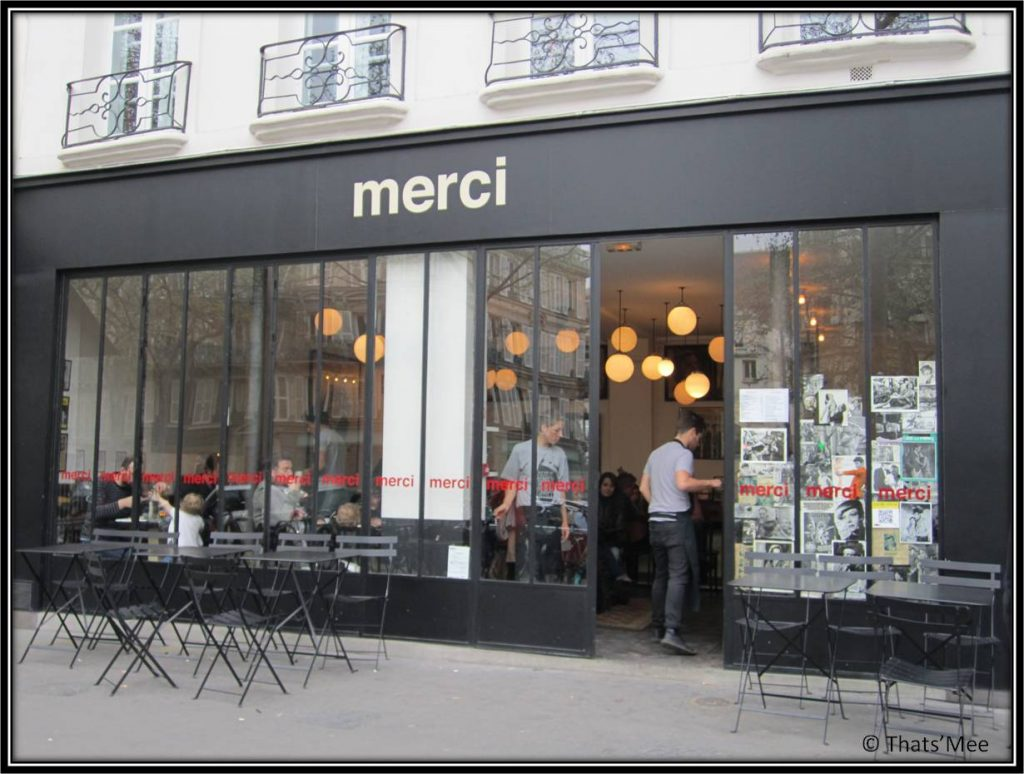 merci paris