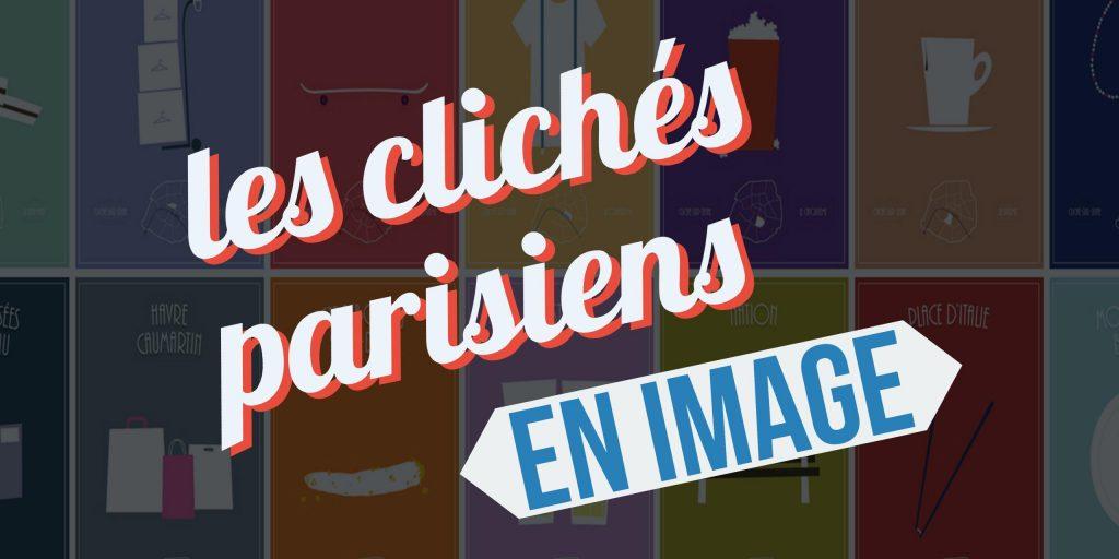 les clichés parisien en image
