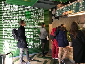 BioBurger mur
