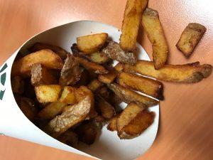 BioBurger frites 2