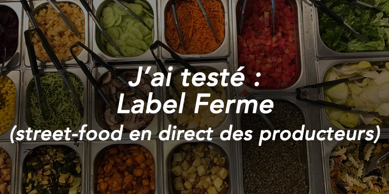 label ferme