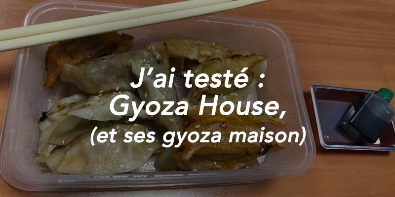 Gyoza House