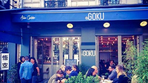 les meilleurs mojotos revisites de Paris goku