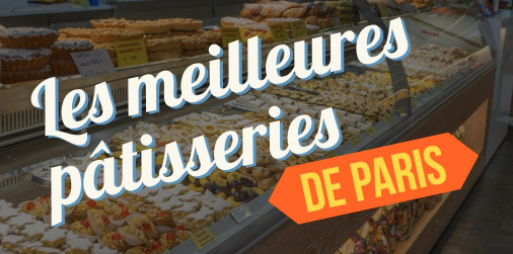 meilleures patisseries de paris