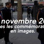 13 novembre 2017 : toutes les commémorations en images.