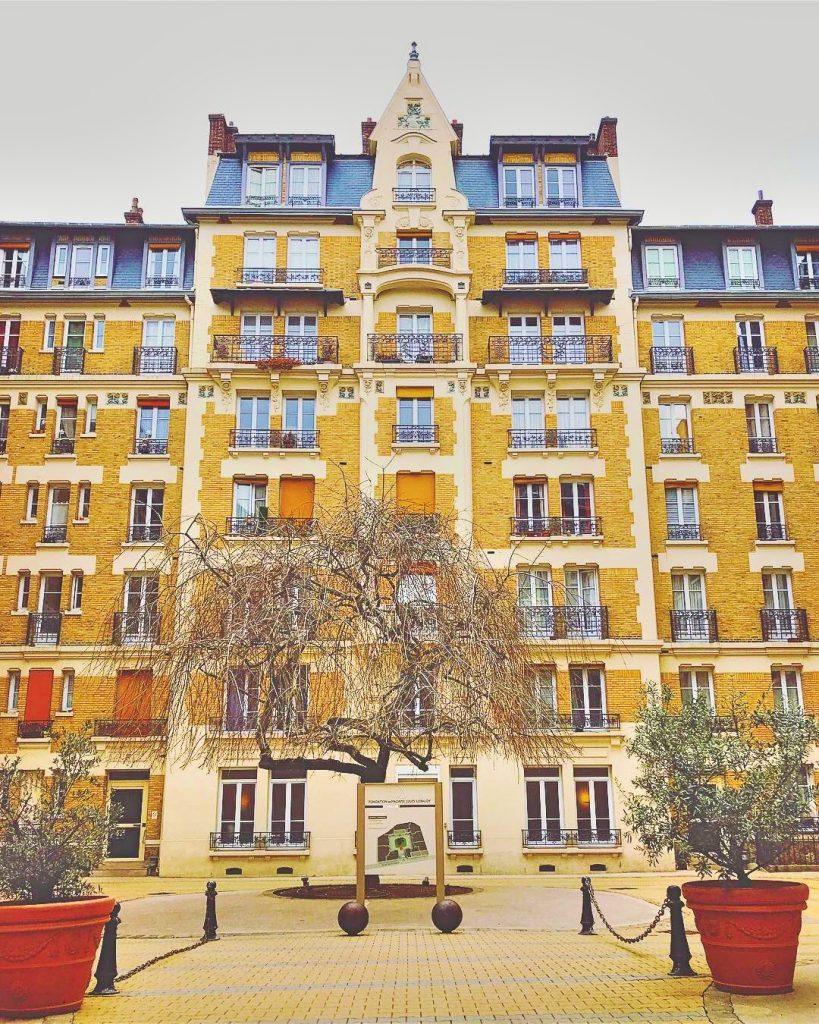 les plus belles façades de Paris